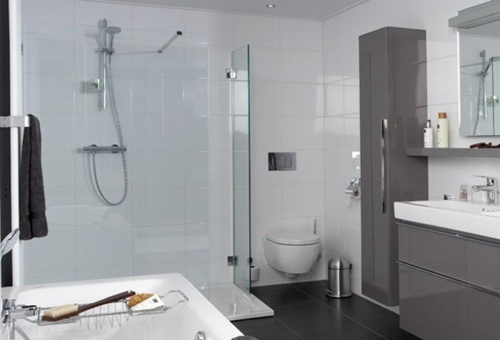 Sanitair ewald bv - Glazen kamer bad ...
